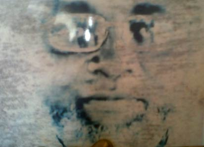 •Perceived image of Sheikh Ibrahim Niass (not  confirmed by Vanguard