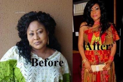 *Ngozi transformed