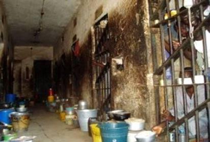 *Nigerian prison