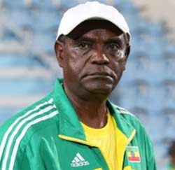 Sewnet Bishaw, Ethiopia Coach