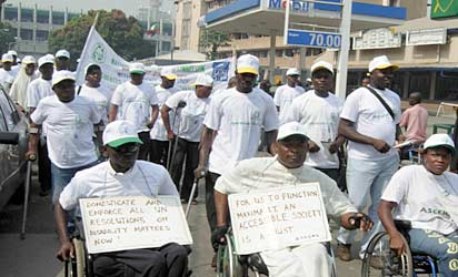 ASCEND is not a political party as it is only poised to see that good governance which also sees to the welfare of the physically challenged is brought to Nigerians