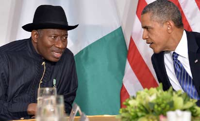 Nigeria's Jonathan blames Obama for 2015 election defeat