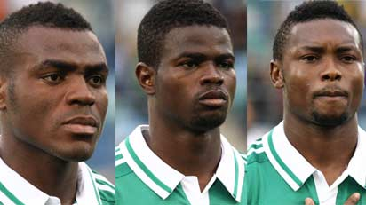 Emenike, Echiejile and Oboabona