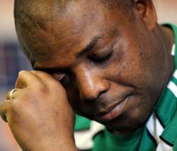 WORRIED — Keshi