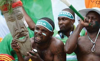 Nigerian-fans