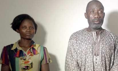 Kehinde Alonge (left) and Adeyinka Adebayo