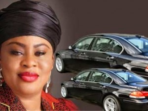 Aviation Minister, Ms. Stella Oduah