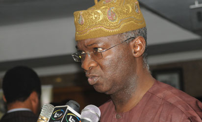 Fashola assures Nigerians of affordable houses for low-income earners