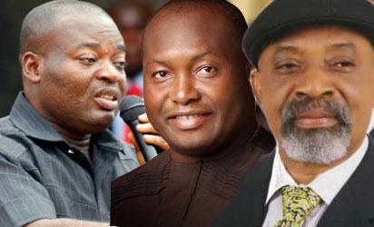 Nwoye, Uba and Ngige