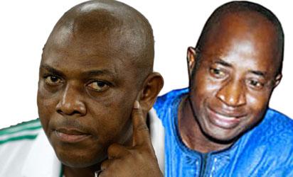 Keshi and Odegbami