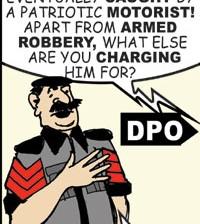 Sarge-Overspeeding-Thief