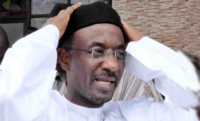 Former Governor of Central Bank of Nigeria, Alhaji Lamido Sanusi