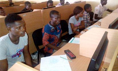 1.4m students write  UTME exam Monday
