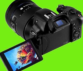 NX30 smart camera