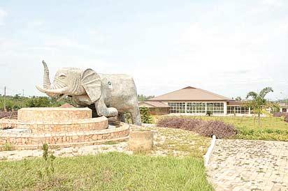 *The Hassan Olajoku Park