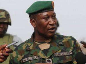 Major-General Chris Olukolade