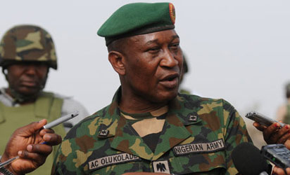 Major-General Chris Olukolade