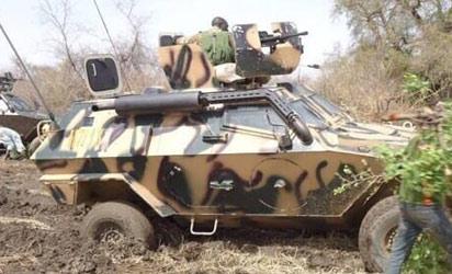 Army-war