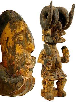 Ikenga figures