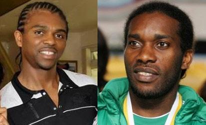 Kanu and Okocha