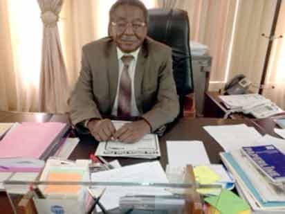 Sudan Ambassador, Dr. Tagelsir Mahgoub Ali