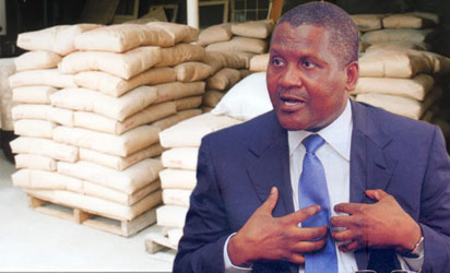 Dangote still Africa's richest man as net worth falls to $12.2b