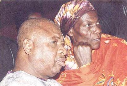 Charity's parents