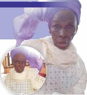 Madam Emumukade Omopenu Adedewe Pitan