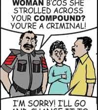 Tresspasser-Sarge
