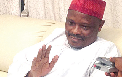 2019: Kwankwaso accuses Atiku, Ganduje, Makarfi led PDP of plotting to a new party,  APDP