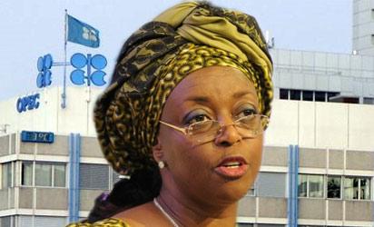 Petroleum minister, Mrs Diezani Alison-Madueke