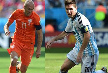 Argentina-Netherlands
