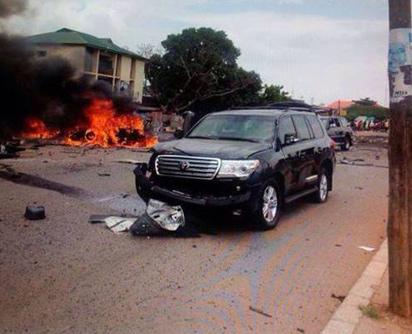 Buhari-convoy