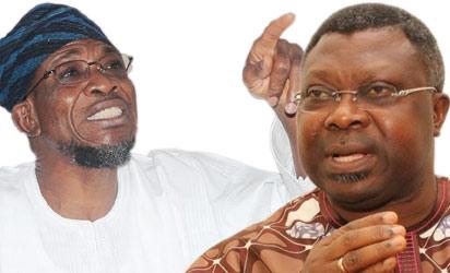 Aregbesola and Omisore