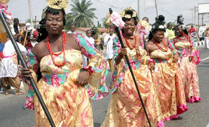 Calabar women