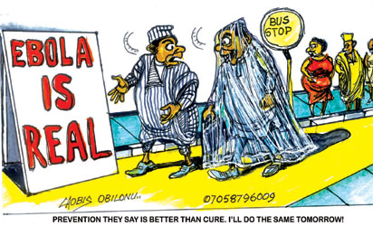 Cartoon-ebola