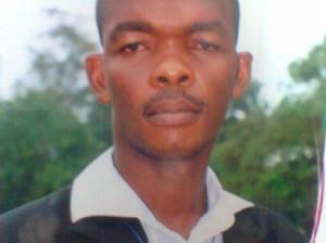 *Daniel Aifegba...Cut down in his prime