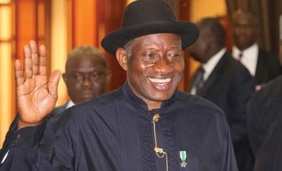 President Jonathan