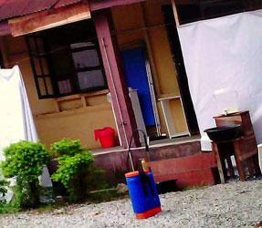 Lagos State Ebola Virus Isolation Center