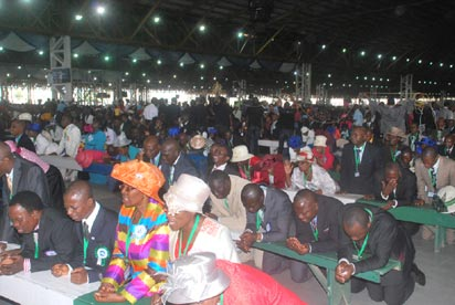 RCCG hosts special family programme