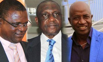 Umeh, Ogunjobi and  Odegbami