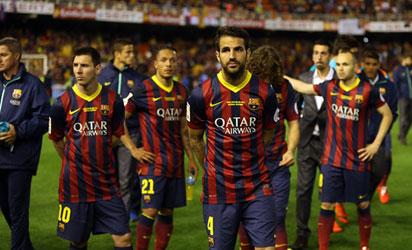 Barca still believe despite four-goal deficit - Vanguard News