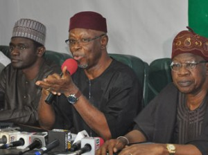 APC briefing on Boko Haram Sponsors