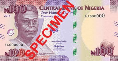 Commemorative N100 Banknote