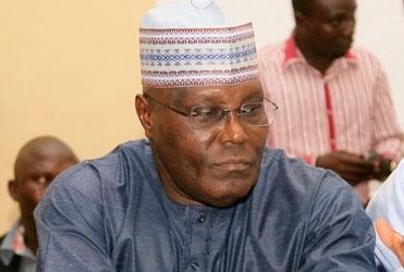 Former Vice President and presidential aspirant of All Progressives Congress (APC), Atiku Abubakar