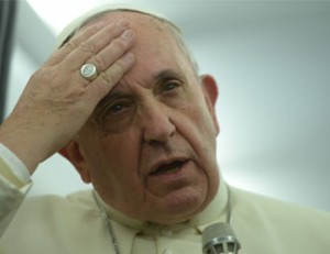 Pope sacks Cardinal in charge of Vatican doctrine