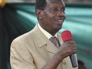 Pastor Enoch Adejare Adeboye, General Overseer of the Redeemed Christian  Church of God  [RCCG],