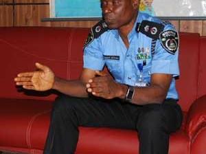 Abubakar Adamu, CP Enugu