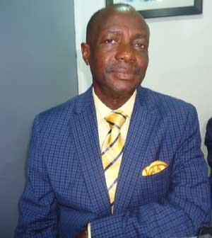 Pastor Alfred Ohiami.