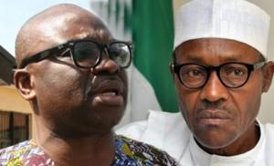 Fayose and Buhari
